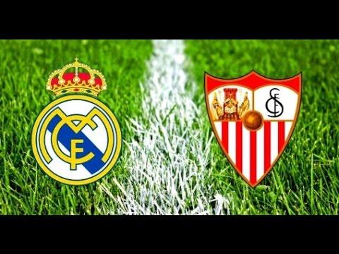 Реал Мадрид - Севилья Обзор матча,