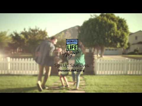 Donate Life Arizona Radio Spot