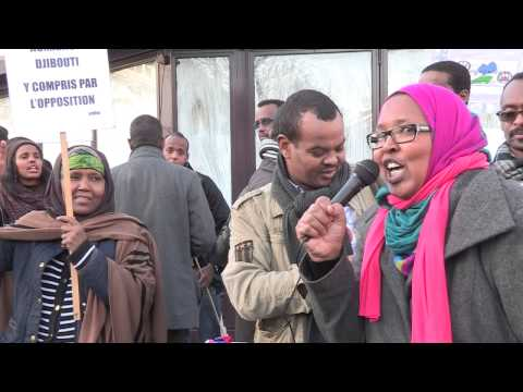 USN IN PARIS AGAINST THE DJIBOUTI GOVERNMENT 6/7 Dec 2013