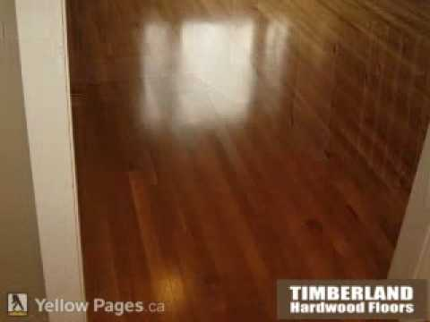 Timberland Hardwood Floors - - Timberland Hardwood Floors - - YouTube
