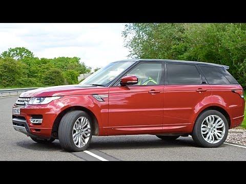 Range Rover Self Driving Car 3 Point Turn Remote Control Range Rover Sport CARJAM TV HD 2015