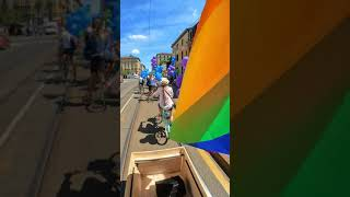 PSM @ Pride Milano 2021   Partenza Time Lapse