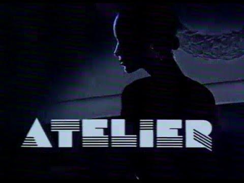 """""""ATELIER """"  RAI 1986   DI VITO MOLINARI CON Elsa Martinelli, Paola Pitagora, Lino Capolicchio"""