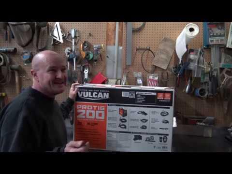 Vulcan PROTIG 200 Monkey Fab