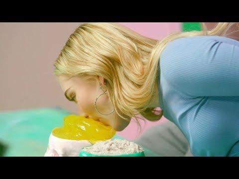 ZOMBIES   Brain Food Challenge   Disney Channel Asia