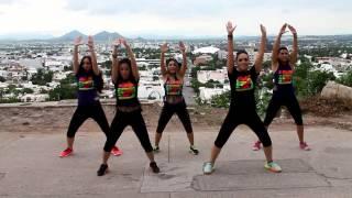 Prince Royce ft. Jennifer Lopez & Pitbull - Back It Up / ZUMBA VILLA BONITA Culiacán, Sinaloa