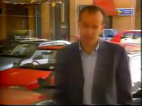 1993 Old Top Gear - Peugeot 205