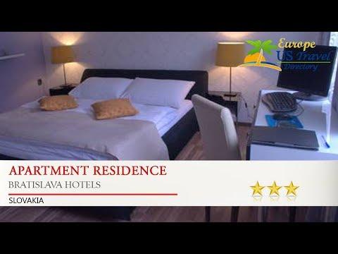Apartment Residence - Bratislava Hotels, Slovakia