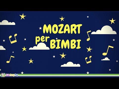 Mozart per Bambini | Musica Classica Rilassante Effetto Mozart