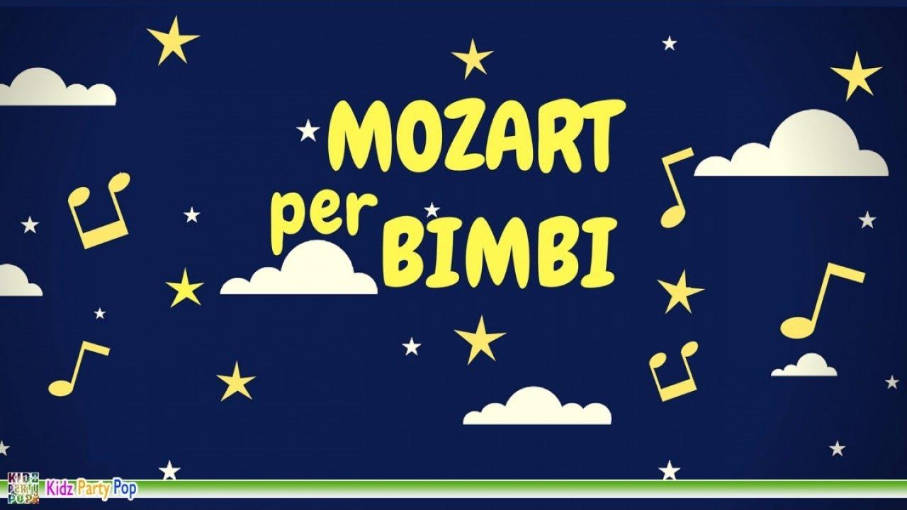 Mozart per bambini musica classica rilassante effetto for Musica classica
