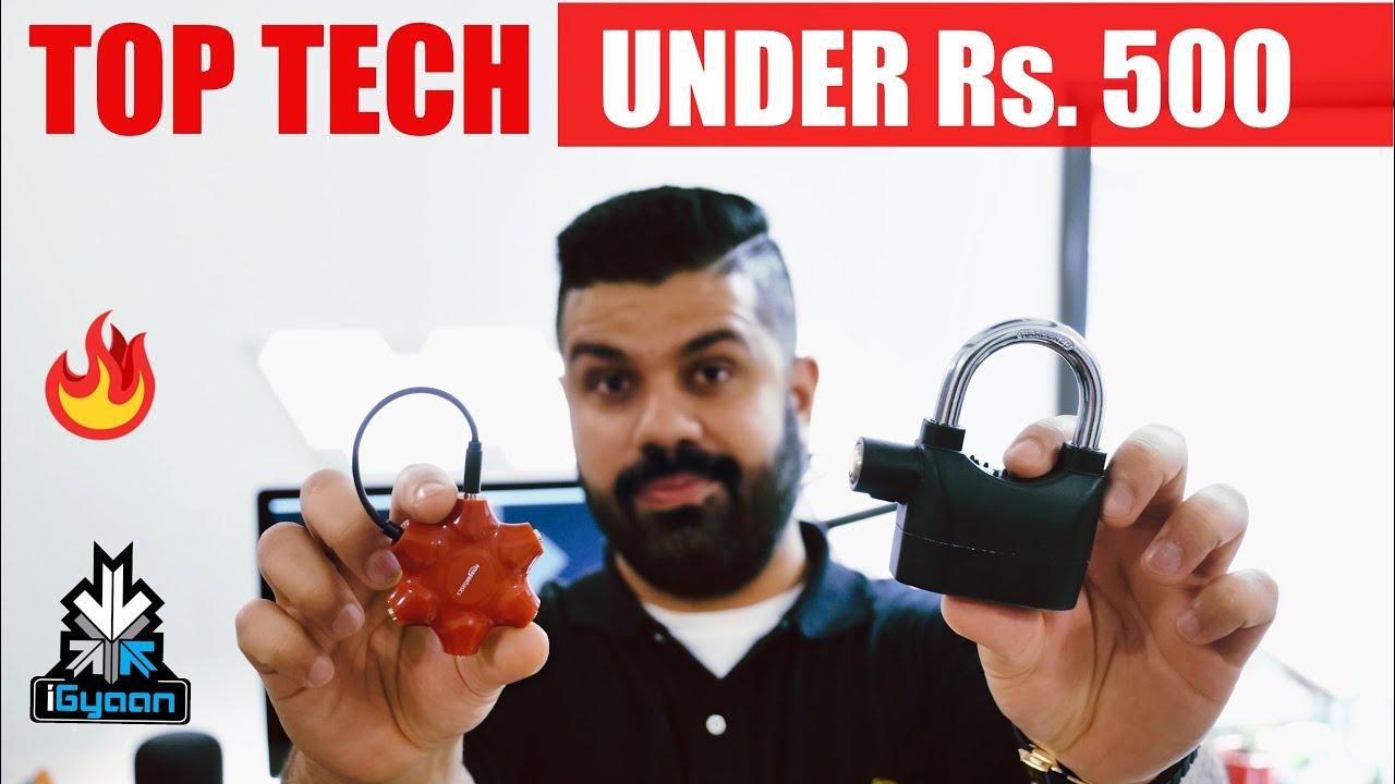 Download Top Tech 10 Gadgets Under Rs. 500 : iGyaan