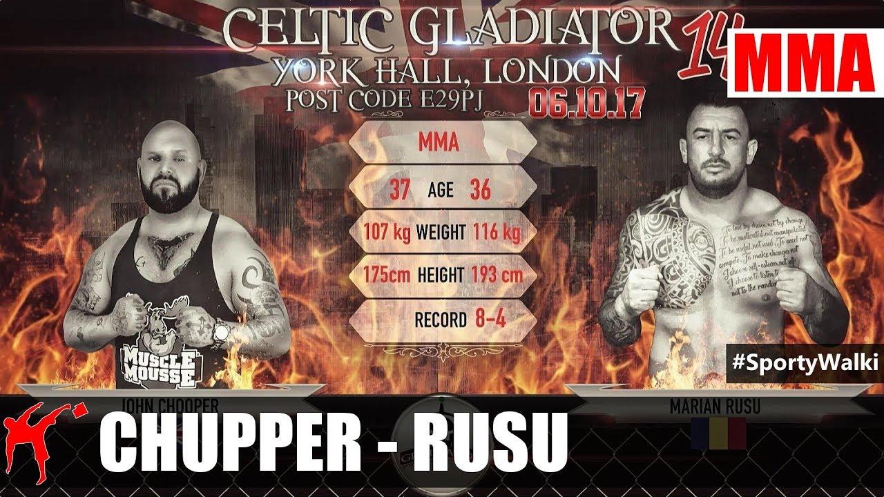 CG 15: John Chupper vs Marian Rusu