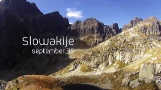 Aftermovie Slowakije - Go Pro