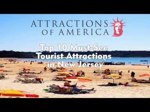 Top 10 Most Visited Tourist Attractions in New Jersey | Attractions of America