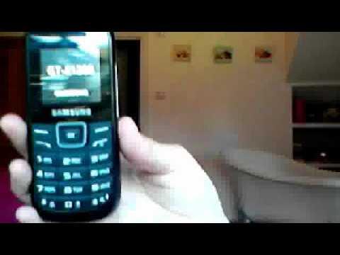 Samsung E1200 on vodafone!
