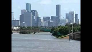 Houston Historical Flood 2016 Compilation