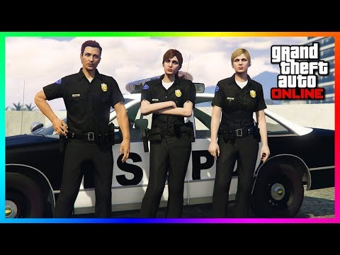 GTA Online Crooked Cops Update, Rockstar's SECRET E3 Appearance, NEW DLC Information & MORE! (QNA)