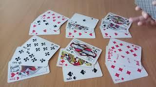♦БУБНОВЫЙ КОРОЛЬ,  цыганский расклад, гадание онлайн на  игральных  картах, ближайшее будущее