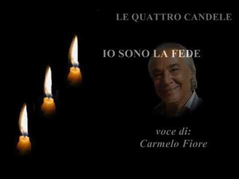 LE QUATTRO CANDELE - (voce: Carmelo Fiore)..La Voce Del Cuore!
