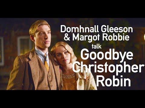 Domhnall Gleeson & Margot Robbie ed by Simon Mayo