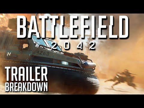 Battlefield 2042 Trailer Breakdown