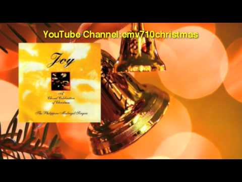 Carol Of The Bells - The Philippine Madrigal Singers