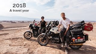 2018 - A travel year