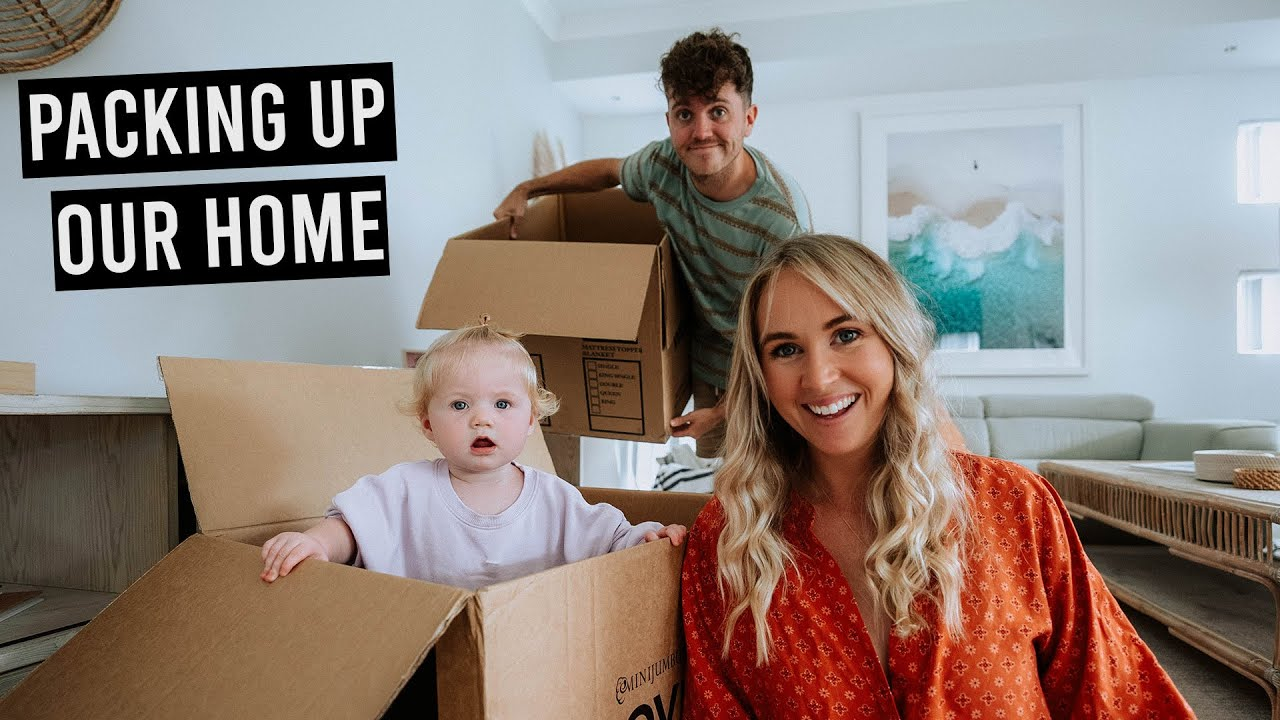 We're Moving Out