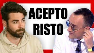 #RISTOCUMPLETUPALABRA La INVITACIÓN a RUBEN GISBERT A TEM