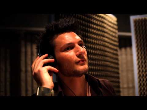 Luca Napolitano - Fino a tre ( Turn around ) duet with Tinkabelle - backstage videoclip