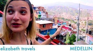 Comuna 13 - first time in Medellin, Colombia | South America