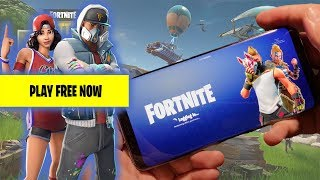 How to Download/Install Fortnite on ANDROID - Released in BETA!