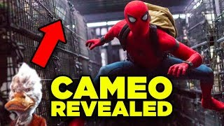 Spider-Man Missing Easter Egg! Howard the Duck FOUND! (Homecoming Rewatch)