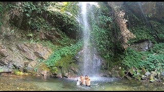 Secret waterfall in Dehradun   I bet you don't know about this