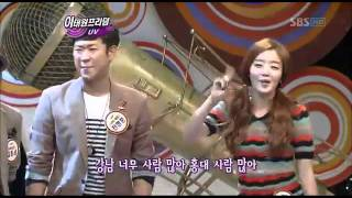 111120 SNSD Sunny Cut @ 1000 Song Challenge - Stafaband