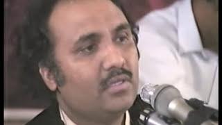 Ghazal - Parvez Mehdi (Vocal) - Ustad Tari Khan (Tabla) - Jo Shajar Sookh Gaya Hai