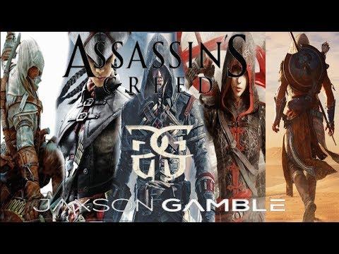Reckless - Jaxcon Gamble ~ Assassin's Creed GMV