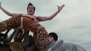 Ace Ventura: When Nature Calls/Best Scene/Steve Oedekerk/Jim Carrey/Ace Ventura/Maynard Eziashi