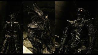 Skyrim обзор модов: Броня Тернии; Dark Souls Weapons; НКТ.
