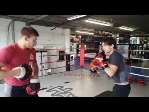 Tom Holland's Boxing Skills