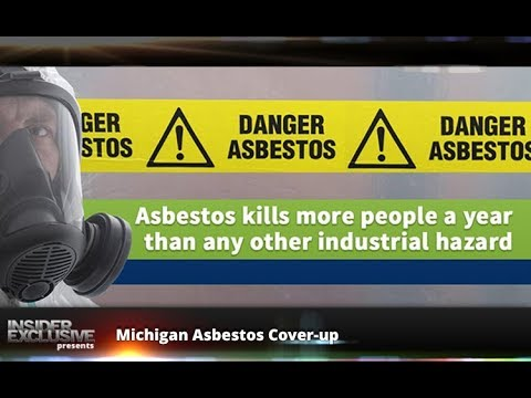 Michigan Asbestos Cover-up