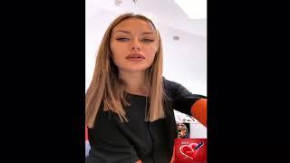 Вика Боня прямой эфир инстаграм Дом 2 новости 2018