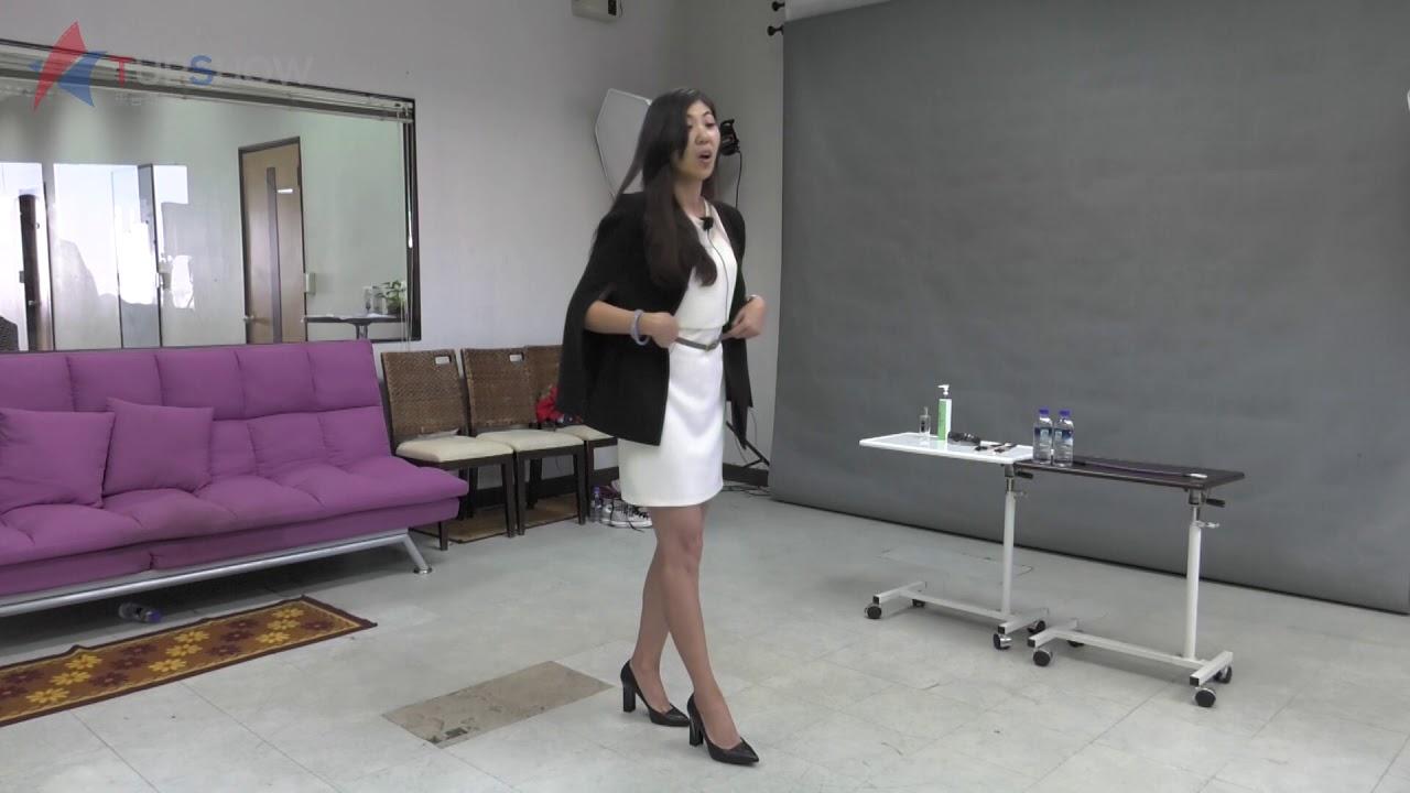 東普之星模特兒走秀POSE教學精華版 - YouTube