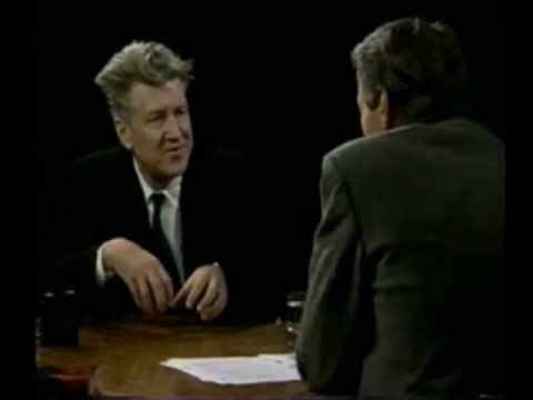 David Lynch on Charlie Rose (January 12th 2000)