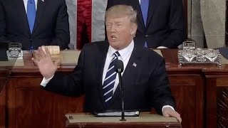 Trump Addresses Congress- Full Speech