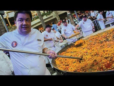 Festival de la Paella Gigante: A Taste of Spanish Culture for a Cause
