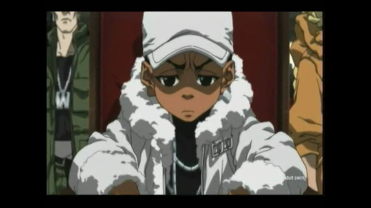 Boondocks Riley Quot Fu K You Quot Full Hd Youtube