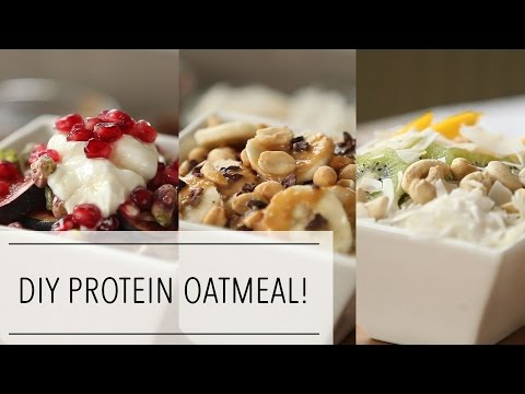 Wealthy, Creamy Oatmeal with Egg