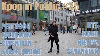 KPOP IN PUBLIC #35 (BTS, NCT127, EVERGLOW, PENTAGON, SUJU, SEVENTEEN, KARD)
