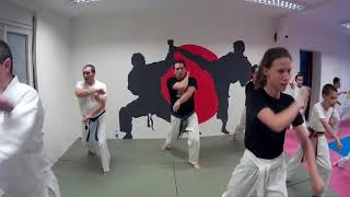 Rákosmenti Karate Se. Bemutatkoznak csoportjaink